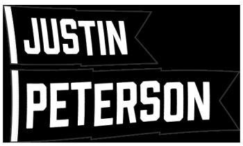 Justin Peterson Logo