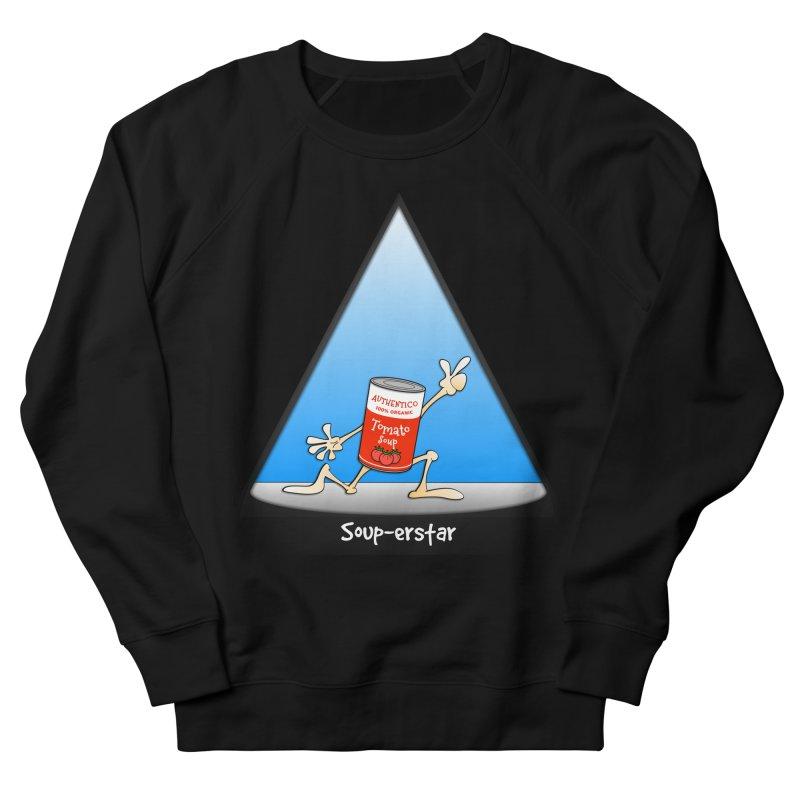 Souper-star Men's Sweatshirt by Justoutsidebox's Artist Shop