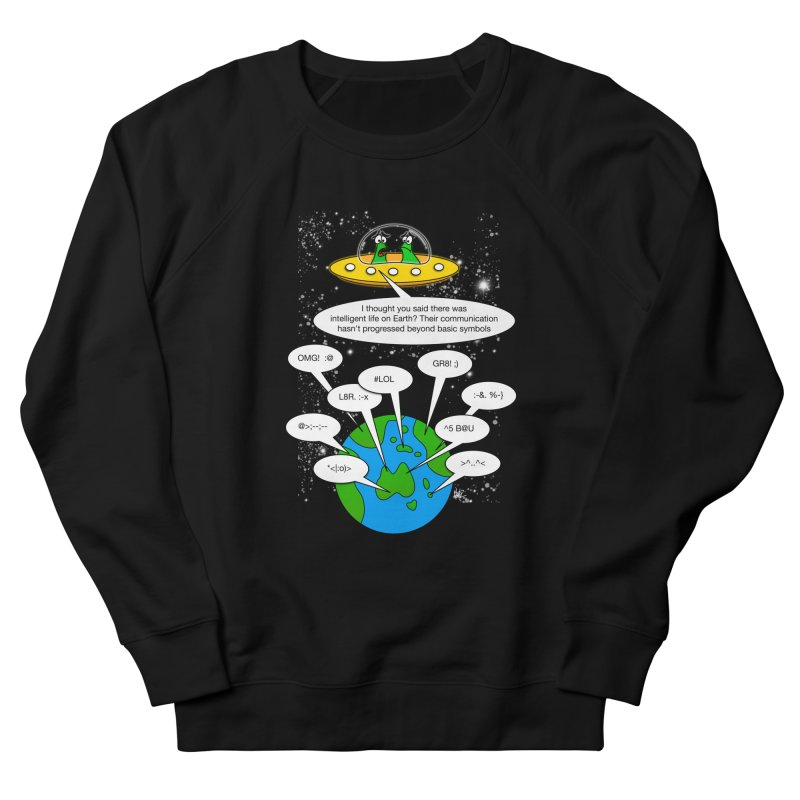 Human intelligence Women's Sweatshirt by Justoutsidebox's Artist Shop