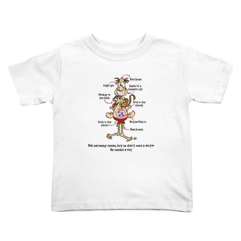 Do you have issues? Kids Toddler T-Shirt by Justoutsidebox's Artist Shop