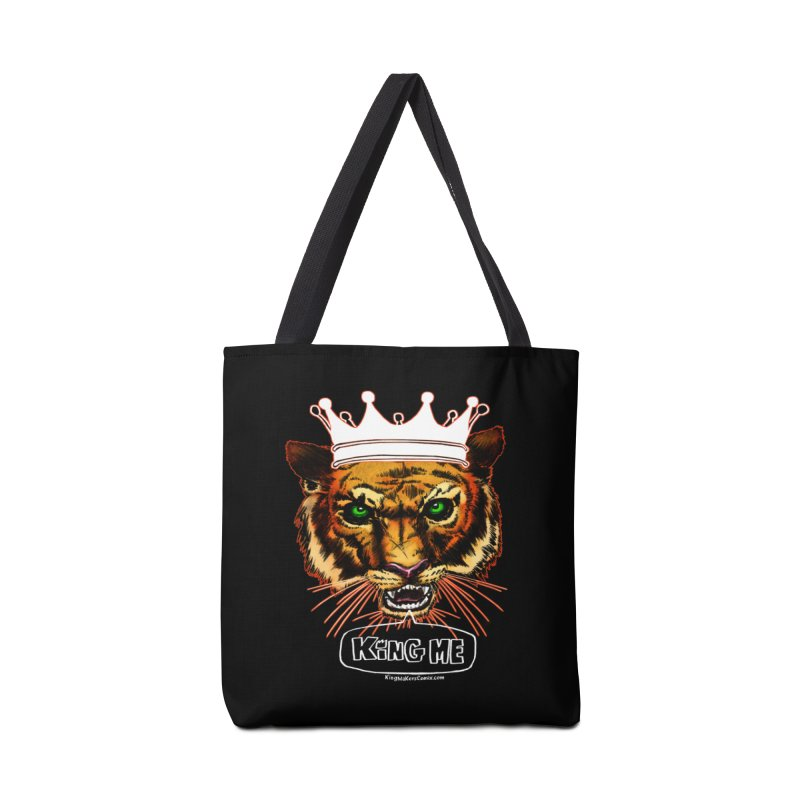 King Me Accessories Bag by KINGMAKERS's Artist Shop