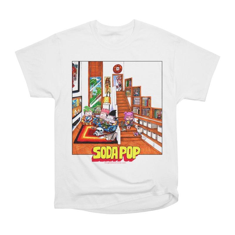 SodaPop Men's T-Shirt by KINGMAKERS's Artist Shop