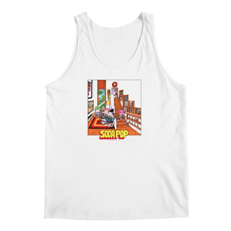 SodaPop Men's Tank by KINGMAKERS's Artist Shop