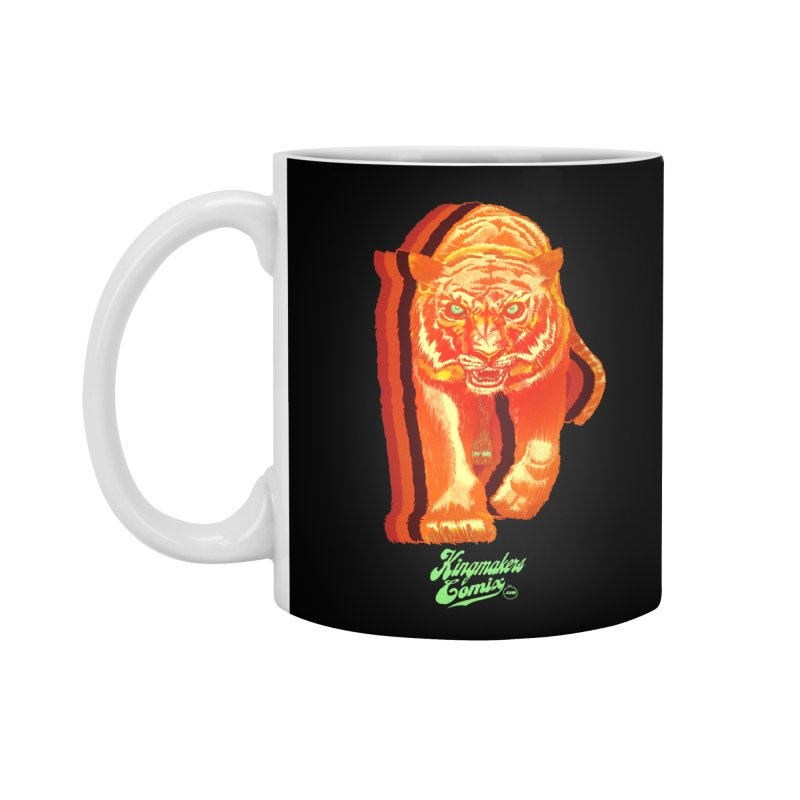 Detroit King  Accessories Mug by KINGMAKERS's Artist Shop
