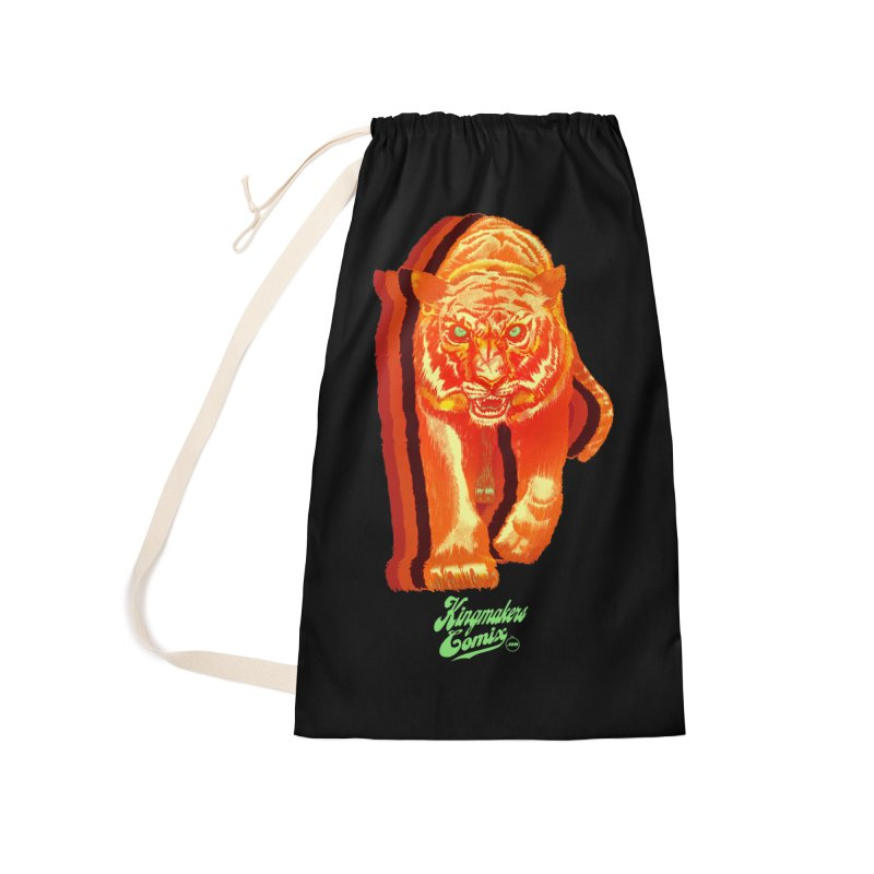 Detroit King  Accessories Laundry Bag Bag by KINGMAKERS's Artist Shop