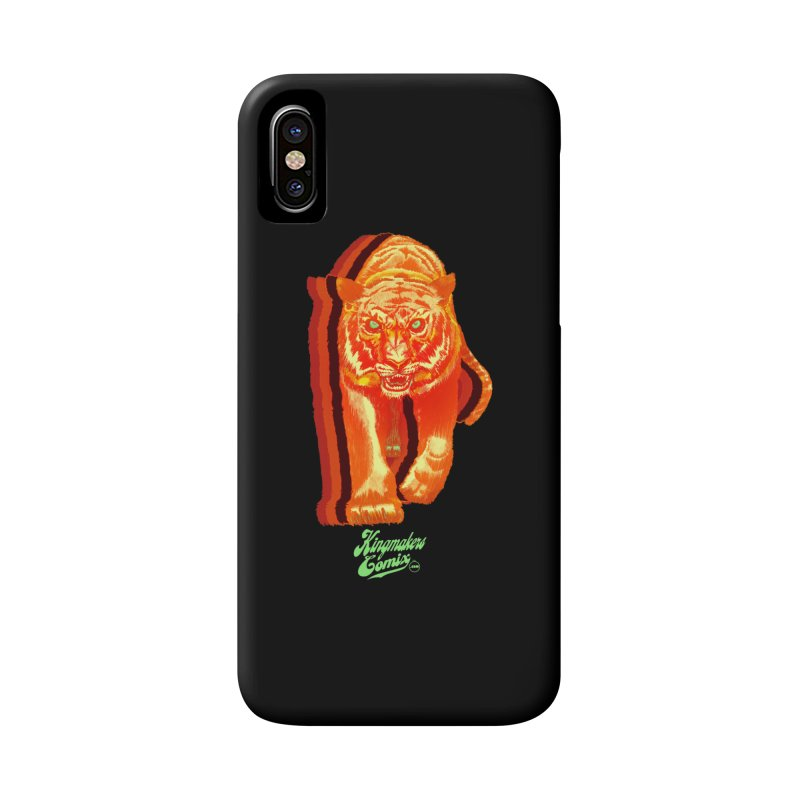 Detroit King  Accessories Phone Case by KINGMAKERS's Artist Shop