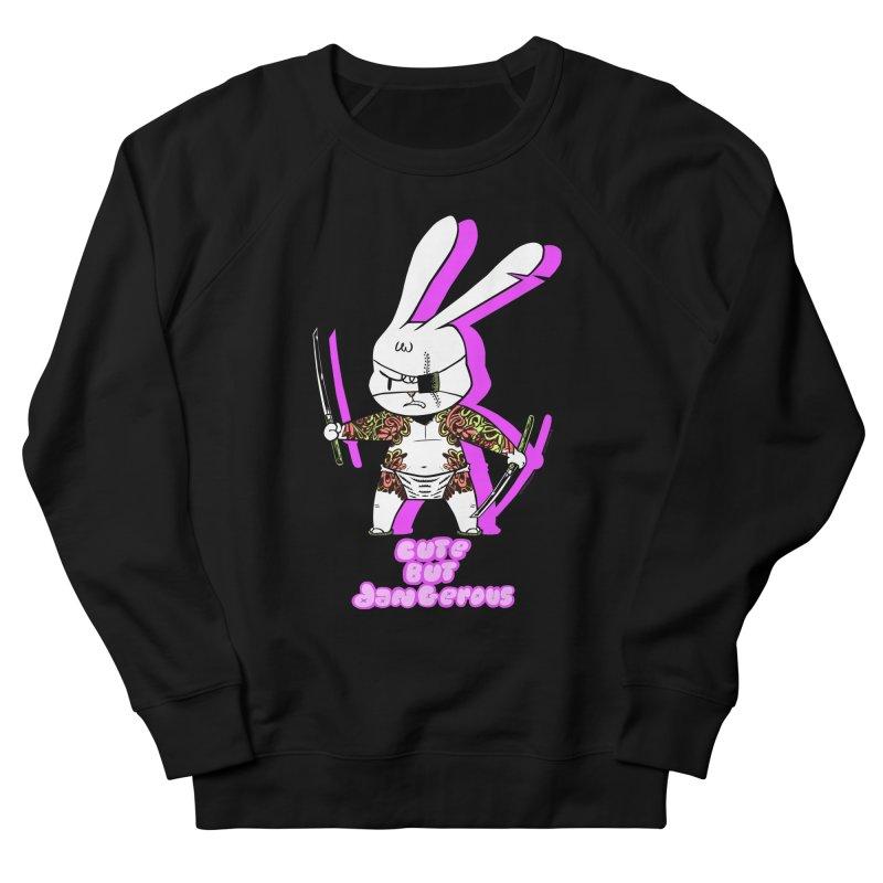 Cute but Dangerous Women's Sweatshirt by KINGMAKERS's Artist Shop