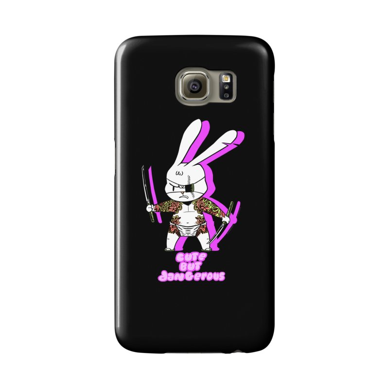 Cute but Dangerous Accessories Phone Case by KINGMAKERS's Artist Shop