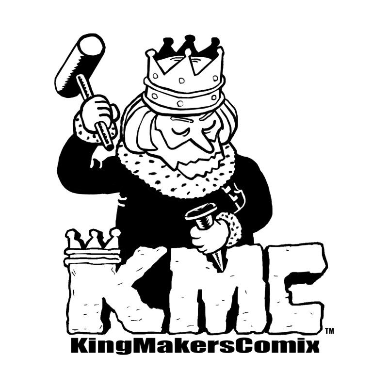King Made Accessories Phone Case by KINGMAKERS's Artist Shop