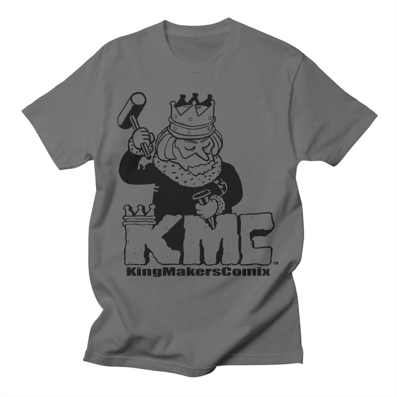 King Made Men's T-Shirt by KINGMAKERS's Artist Shop