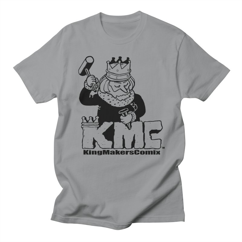 King Made Men's Regular T-Shirt by KINGMAKERS's Artist Shop