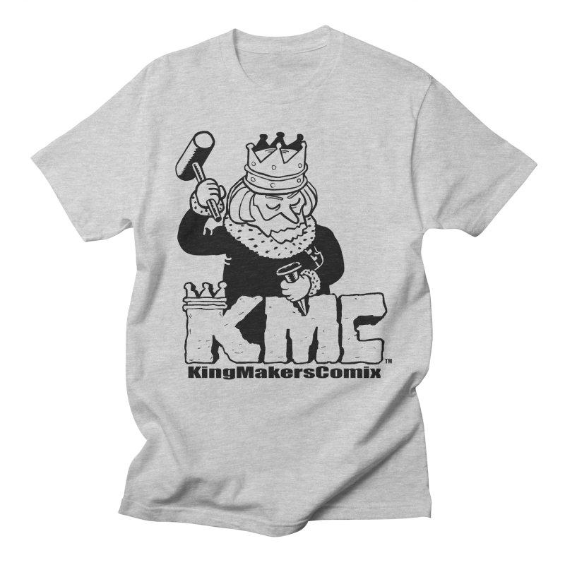 King Made Men's Regular T-Shirt by KINGMAKERS's Artist Shop