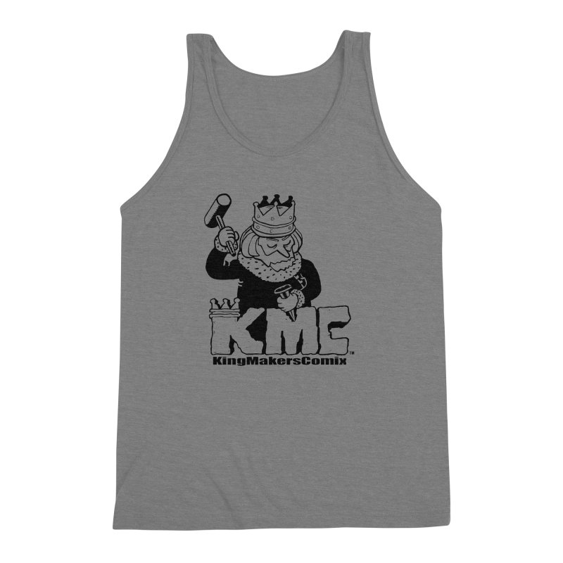 King Made Men's Tank by KINGMAKERS's Artist Shop