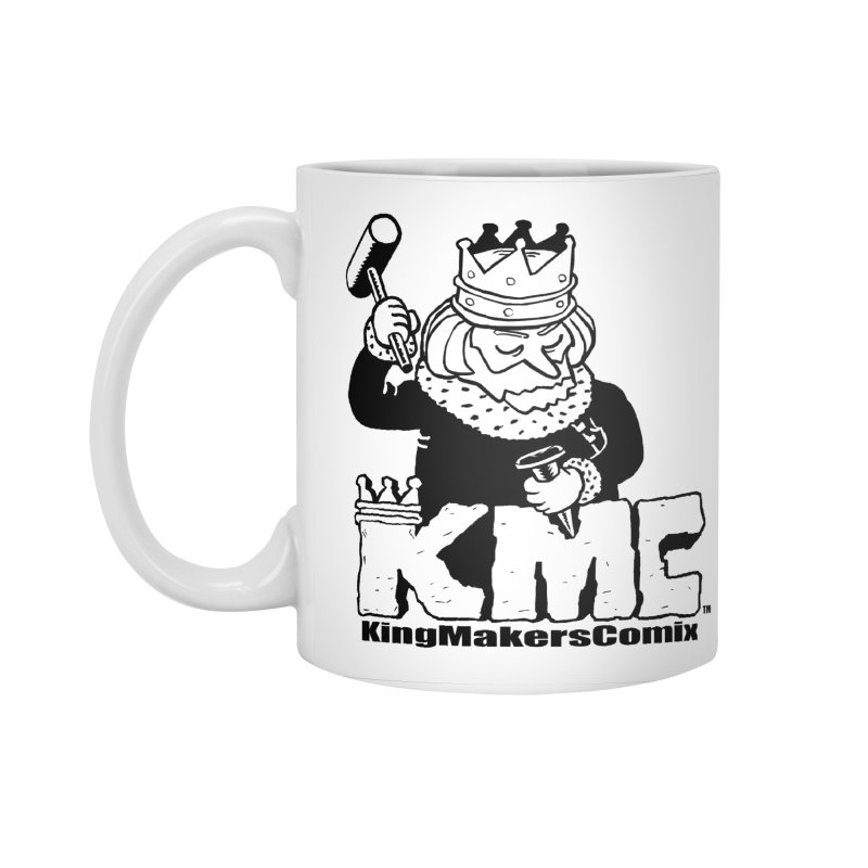 King Made Accessories Standard Mug by KINGMAKERS's Artist Shop