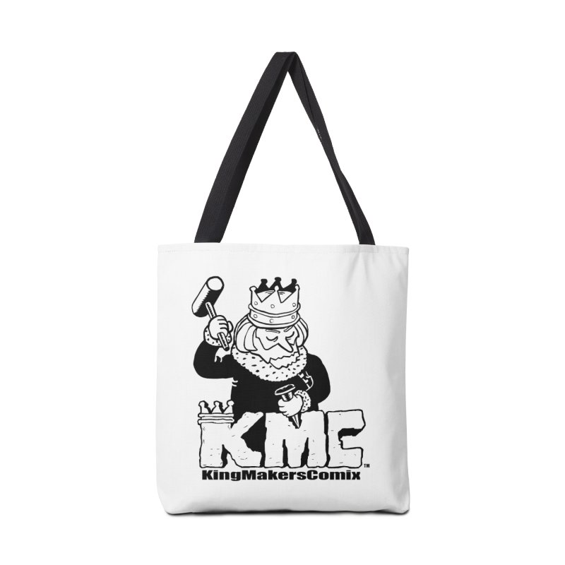 King Made Accessories Tote Bag Bag by KINGMAKERS's Artist Shop