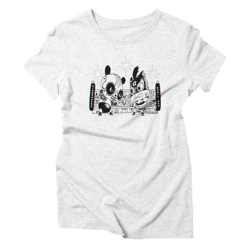 Panda Kid Vs. Mikey   by KINGMAKERS's Artist Shop