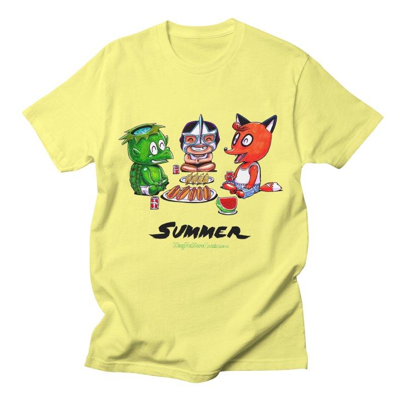 a KingMakers Summer! Men's T-Shirt by KINGMAKERS's Artist Shop