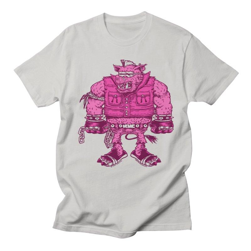 Warhog Men's T-shirt by KINGMAKERS's Artist Shop