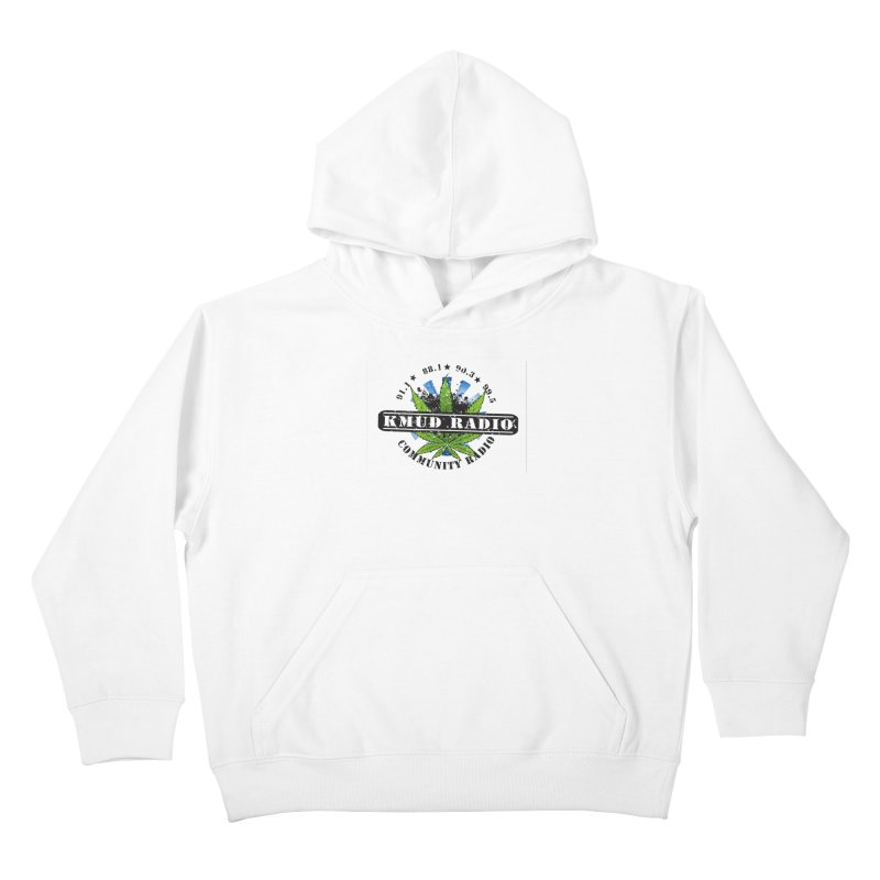 Cannabis Kids Pullover Hoody by Redwood Community Radio
