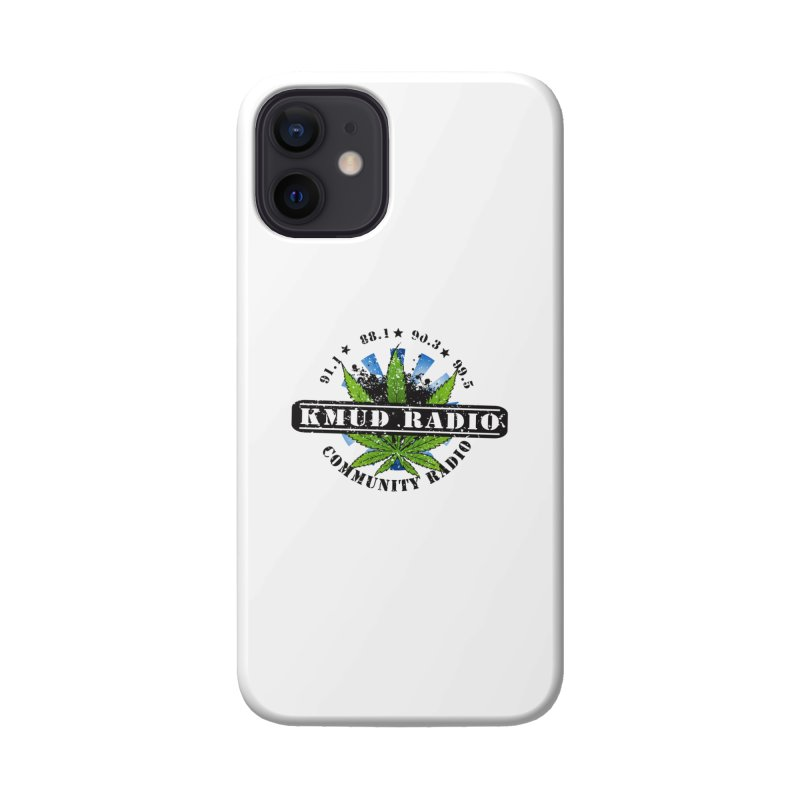 Cannabis Accessories Phone Case by Redwood Community Radio
