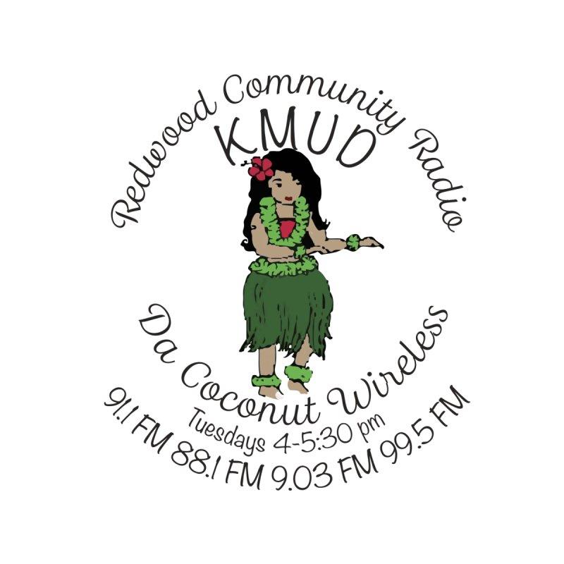 Cocounut Wireless Accessories Sticker by Redwood Community Radio