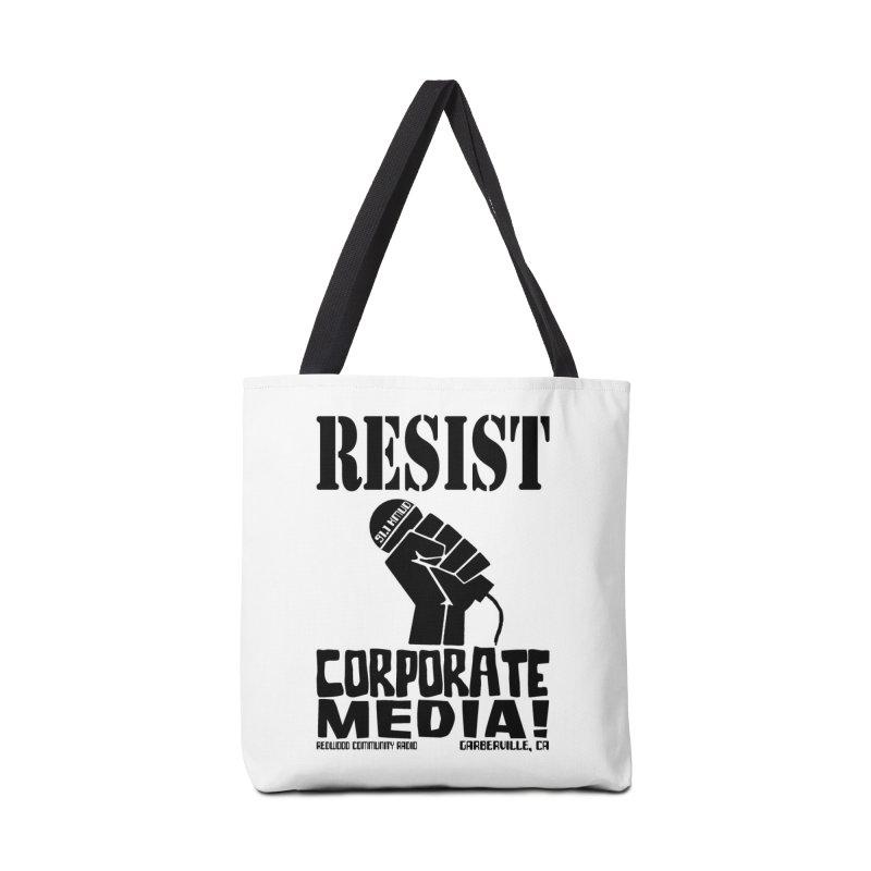 Resist! Accessories Bag by Redwood Community Radio