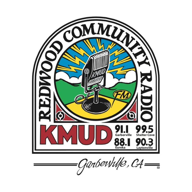 Microphone Logo by Redwood Community Radio