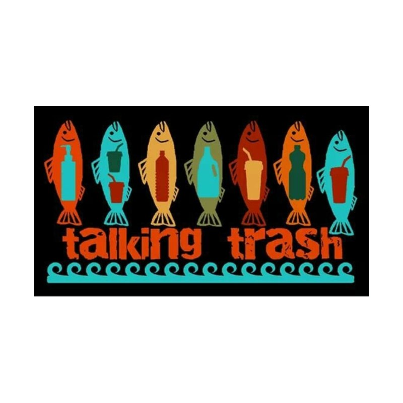 Talking Trash Kids Longsleeve T-Shirt by Redwood Community Radio