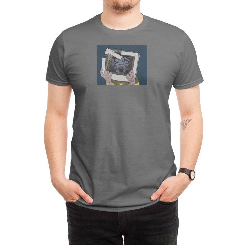 The Screen Men's T-Shirt by KSETRA