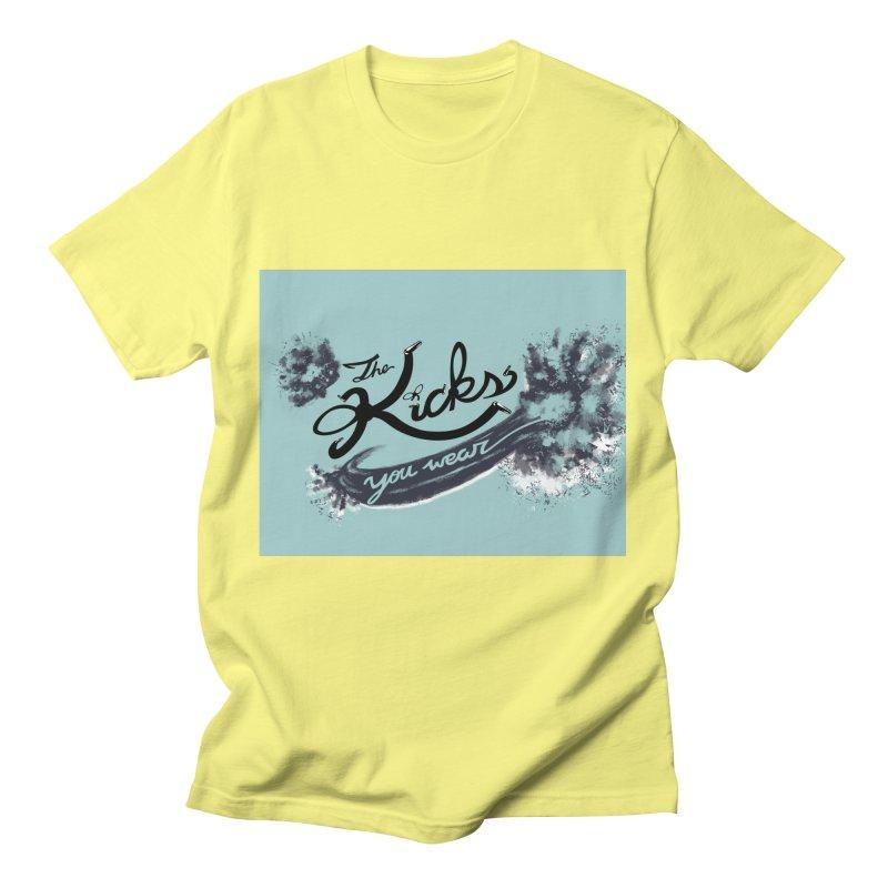 KYW x 100 Miles n Runnin' Boxed Men's T-Shirt by KYW's Artist Shop