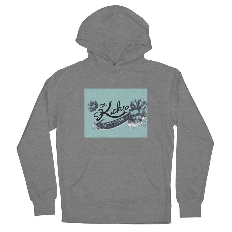 KYW x 100 Miles n Runnin' Boxed Women's Pullover Hoody by KYW's Artist Shop