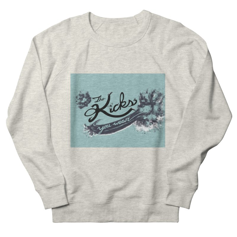 KYW x 100 Miles n Runnin' Boxed Men's Sweatshirt by KYW's Artist Shop