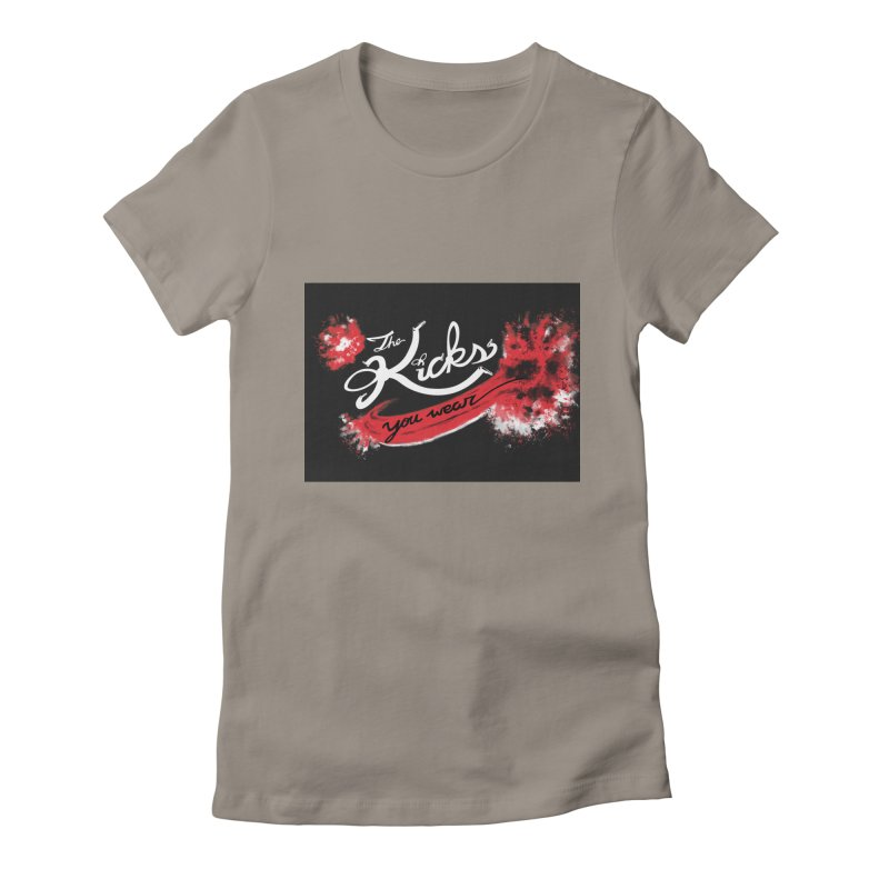 Boxed Bred x KYW Women's T-Shirt by KYW's Artist Shop