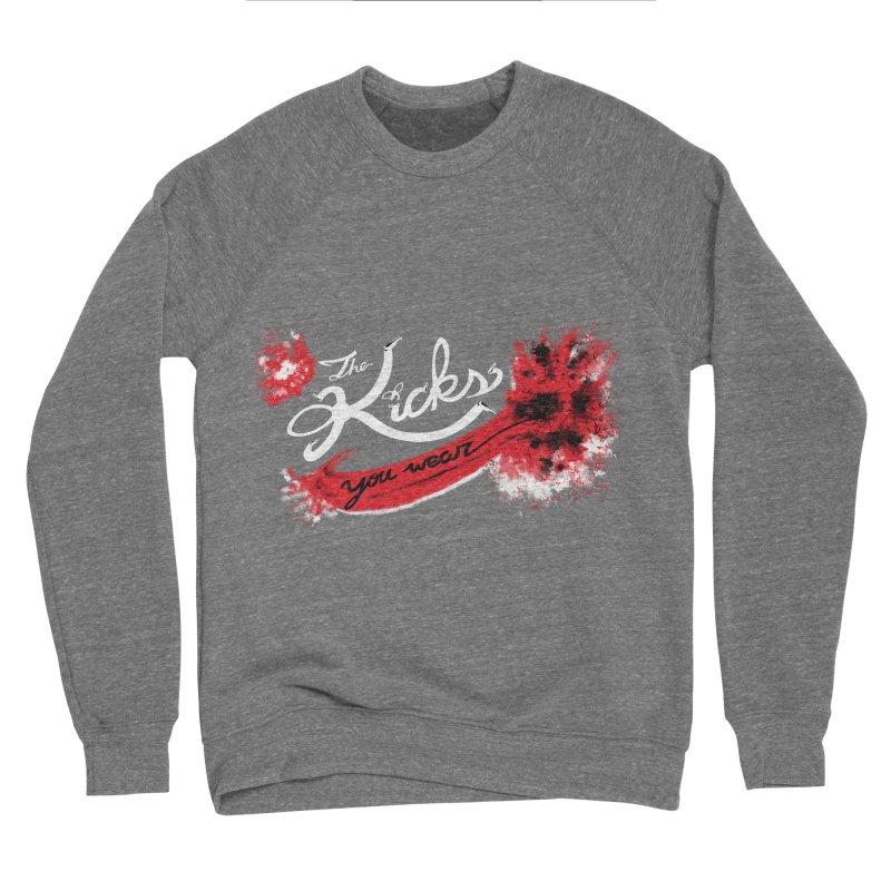 Bred x KYW Men's Sweatshirt by KYW's Artist Shop