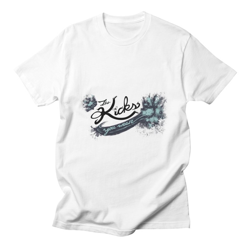 KYW x 100 Miles n Runnin' Men's T-Shirt by KYW's Artist Shop