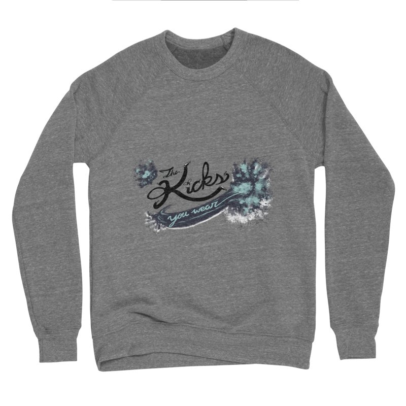 KYW x 100 Miles n Runnin' Men's Sweatshirt by KYW's Artist Shop