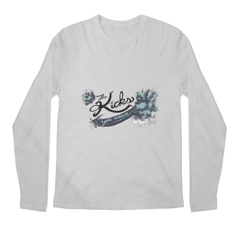 KYW x 100 Miles n Runnin' Men's Longsleeve T-Shirt by KYW's Artist Shop