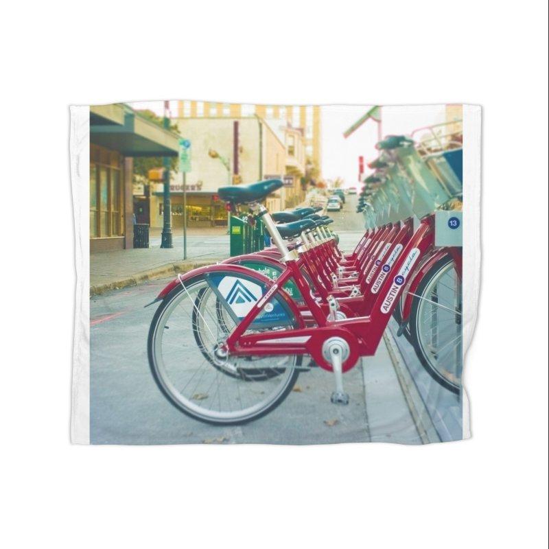 Cycle Atx Home Blanket by Kamaukai's Artist Shop