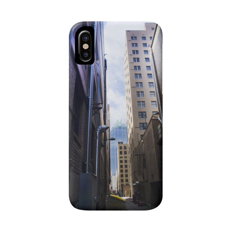 Alley Atx Accessories Phone Case by Kamaukai's Artist Shop