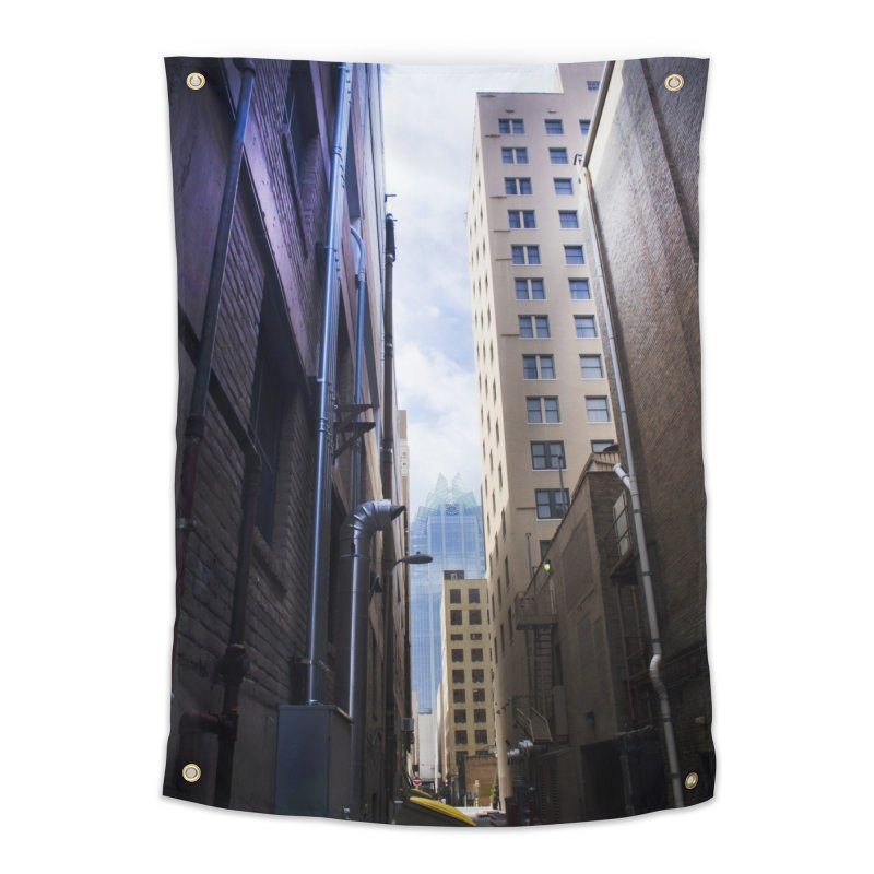 Alley Atx Home Tapestry by Kamaukai's Artist Shop