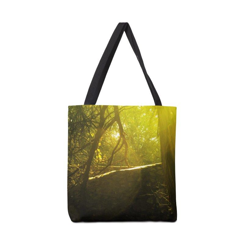 Enchanted morning Accessories Bag by Kamaukai's Artist Shop