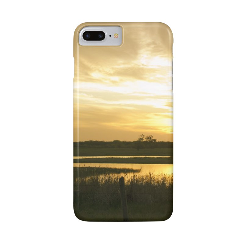 Country sunset Accessories Phone Case by Kamaukai's Artist Shop
