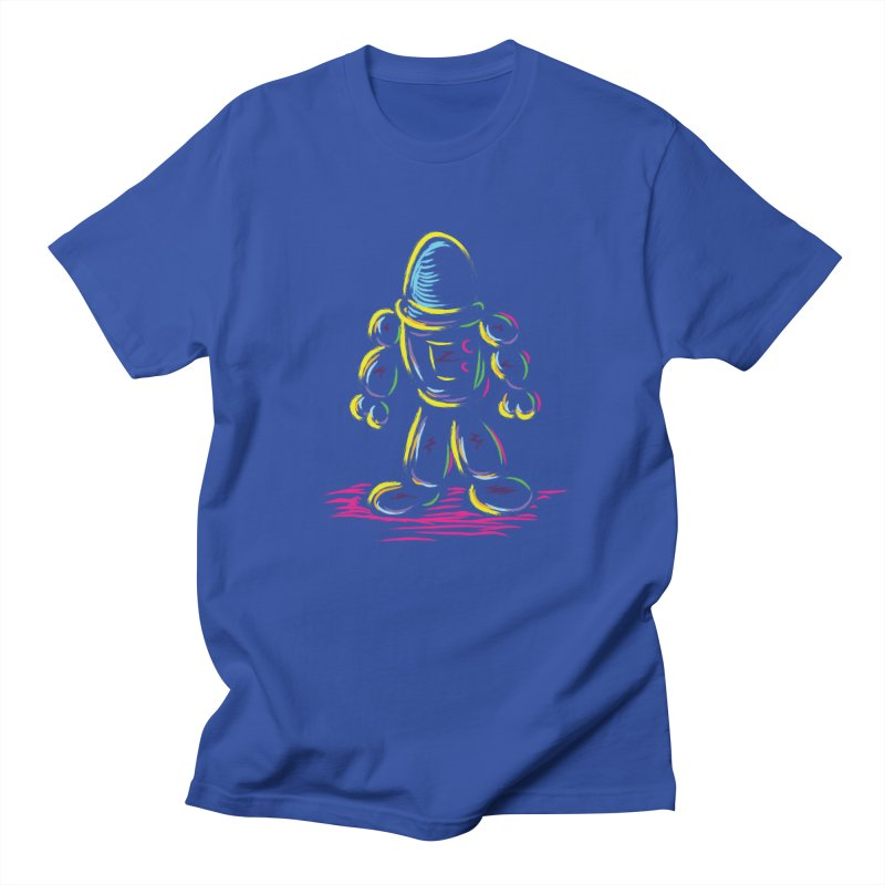 The Technicolor Kids Robot Women's Unisex T-Shirt by Kamonkey's Artist Shop