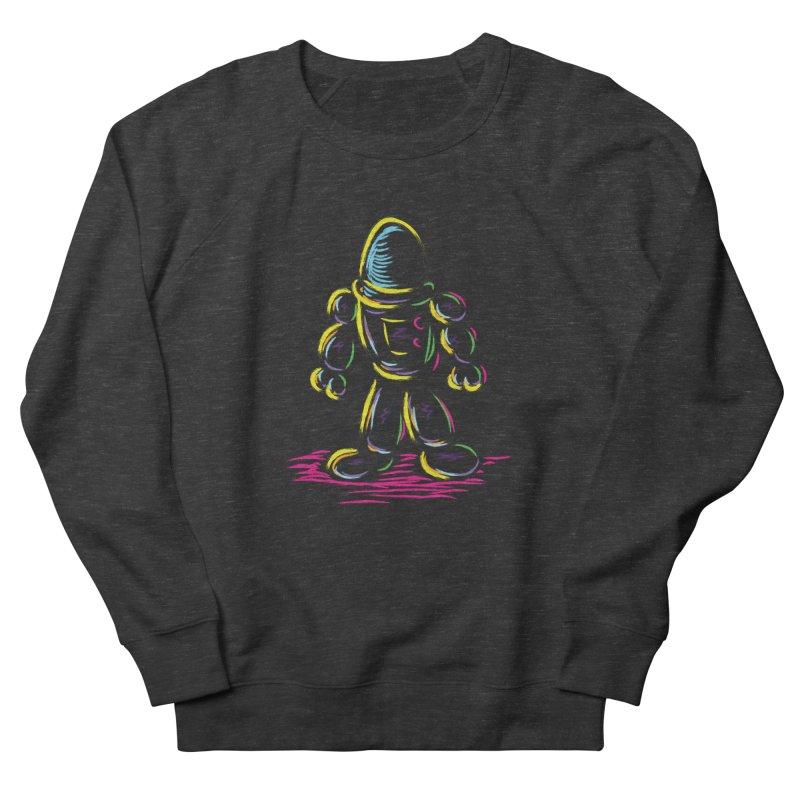 The Technicolor Kids Robot Women's Sweatshirt by Kamonkey's Artist Shop