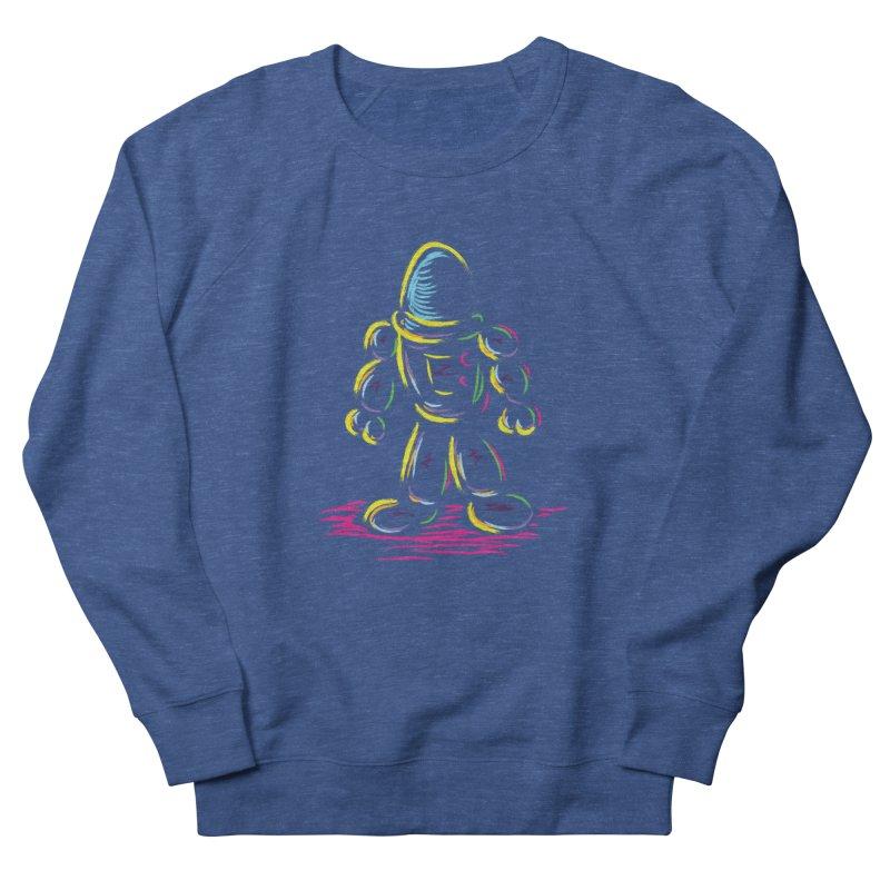 The Technicolor Kids Robot Men's Sweatshirt by Kamonkey's Artist Shop