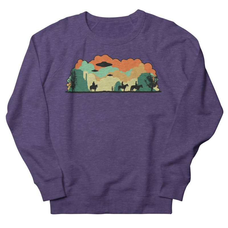 Cowboys & Aliens Women's Sweatshirt by Kamonkey's Artist Shop