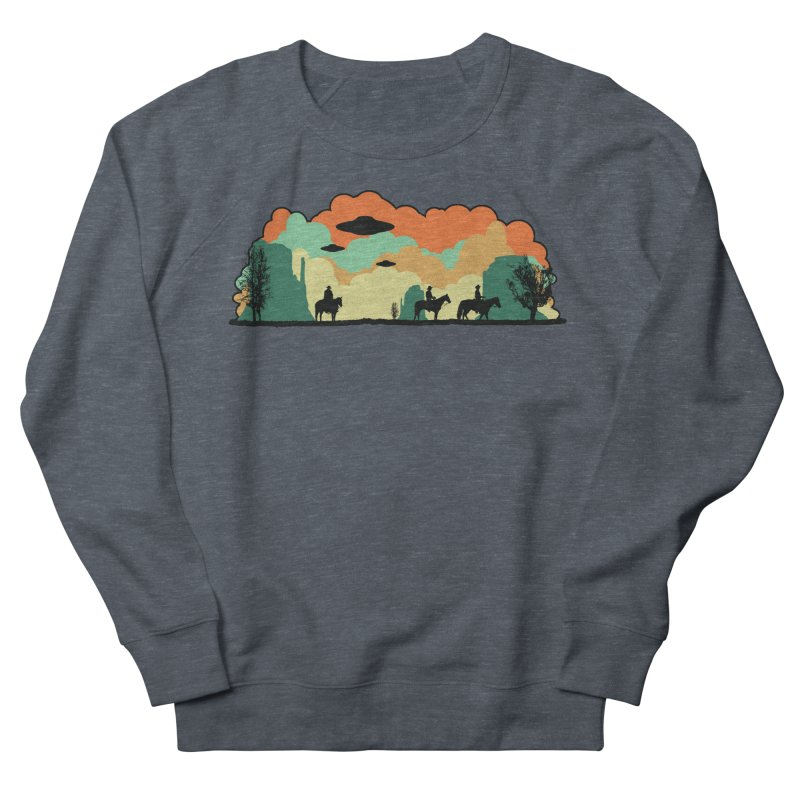 Cowboys & Aliens Women's Sweatshirt by Kamonkey's Artist Shop