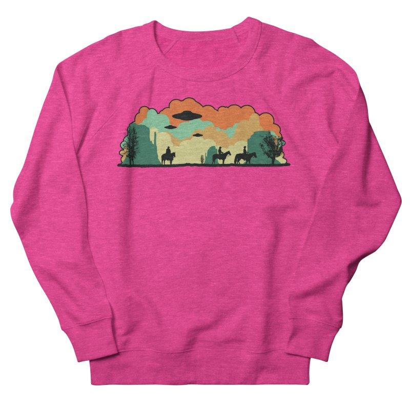 Cowboys & Aliens Men's Sweatshirt by Kamonkey's Artist Shop