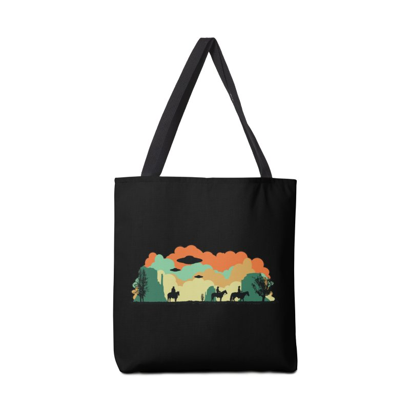 Cowboys & Aliens Accessories Tote Bag Bag by Kamonkey's Artist Shop