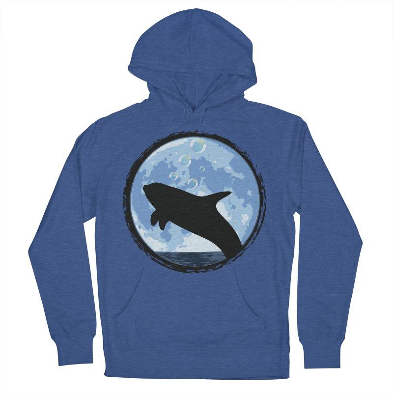 Dolphin Moon   by Kamonkey's Artist Shop